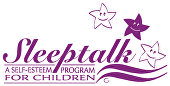 Logo for SleepTalk - a self esteem program for children